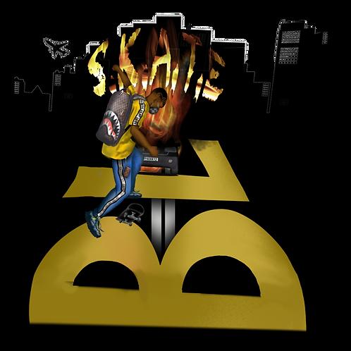 Kids S.K.A.T.E Hoodie