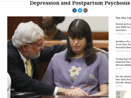 """Time Asks, """"What's the Difference between Postpartum Depression and Postpartum Psychosis?"""" (2016)"""