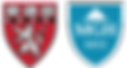 Harvard Medical School and MGH logos