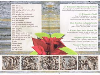 Bon Nadal - Horaris de les festes de NADAL