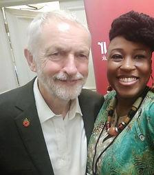 Black History Month 2018 -Jeremy Corbyn.