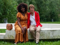 Florine et Chantal