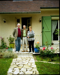 François, Aissa et Claudine