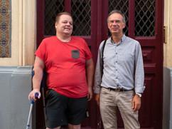 Didier et Jean-Paul