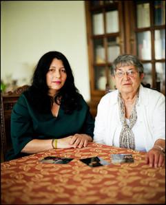 Fatima et Nicole