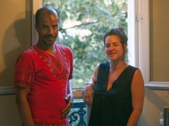 Rachid et Morgane