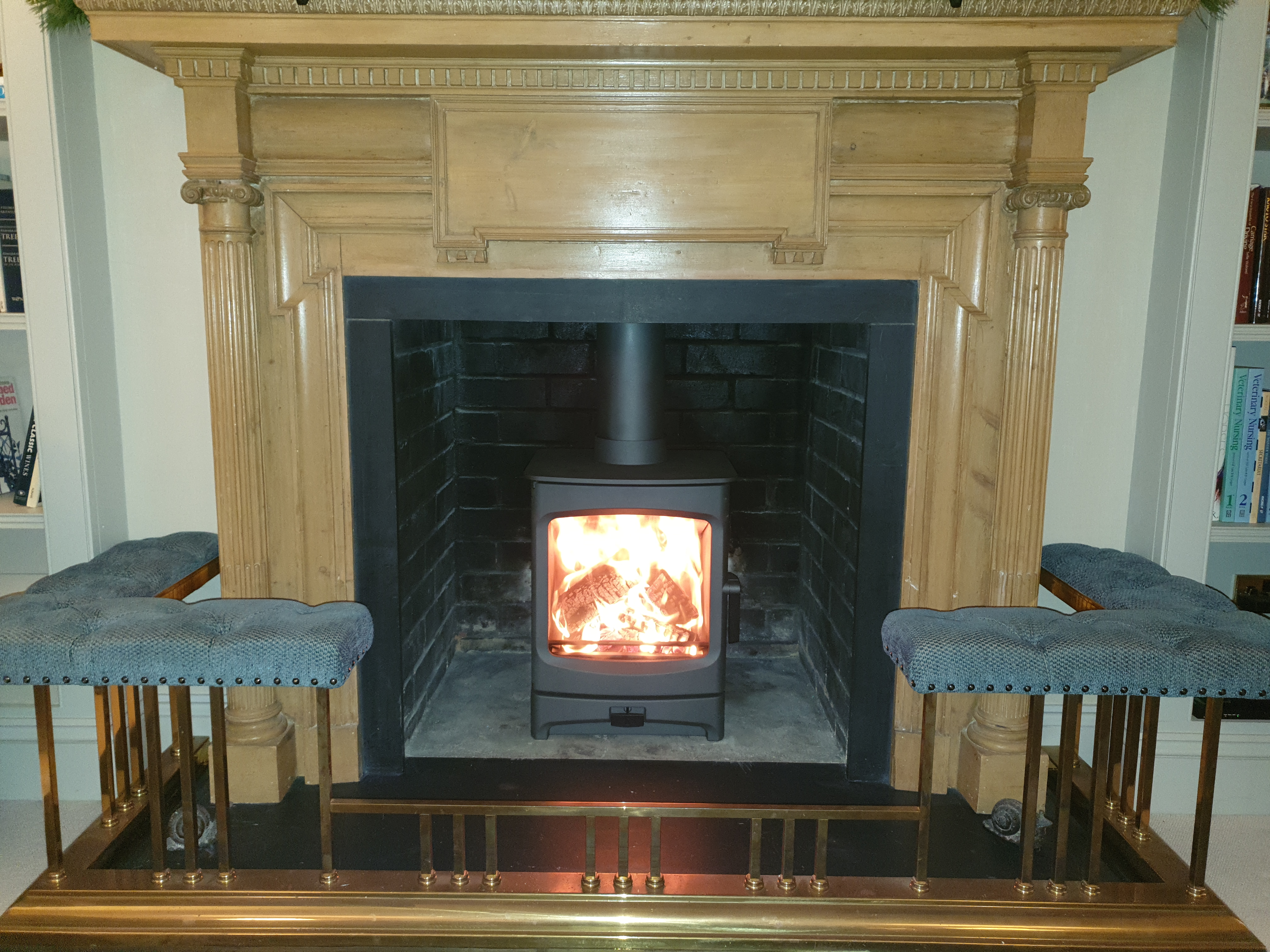 Charnwood Aire 5 Gunmetal