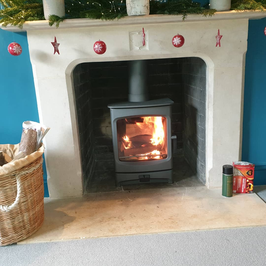 Charnwood aire gunmetal