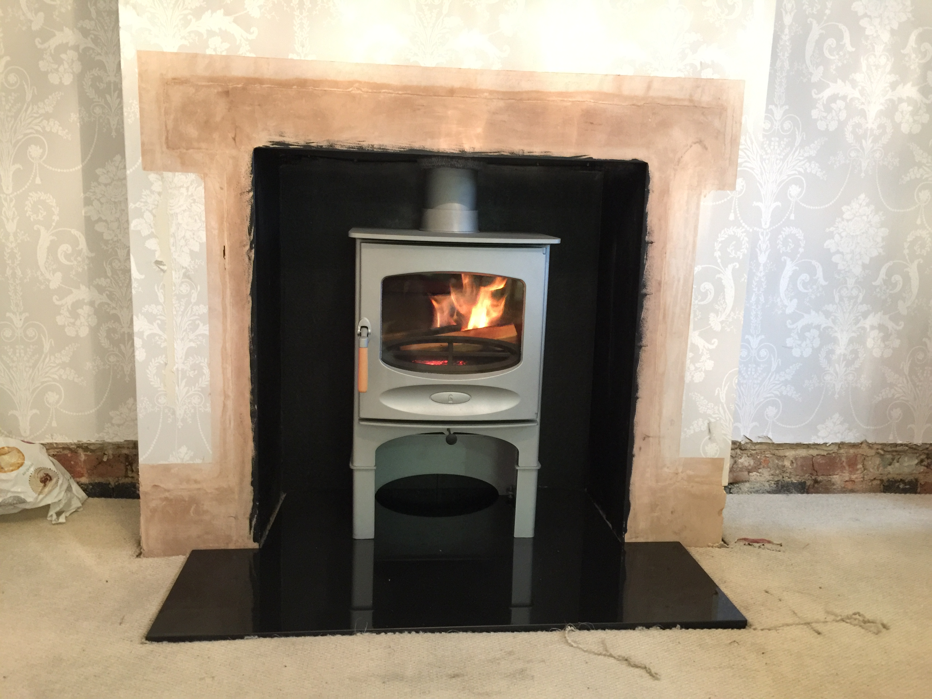 Charnwood C5 in Pewter