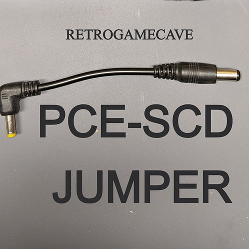 Jumper Cable: PC-Engine to SuperCD-ROM2