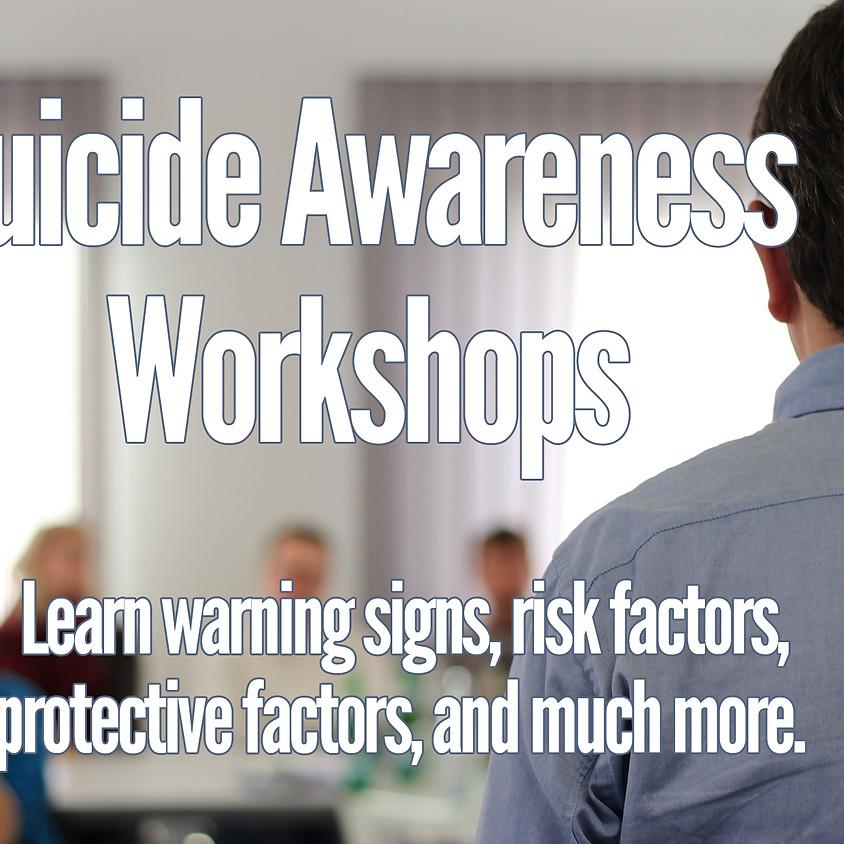 Suicide Awareness Workshop
