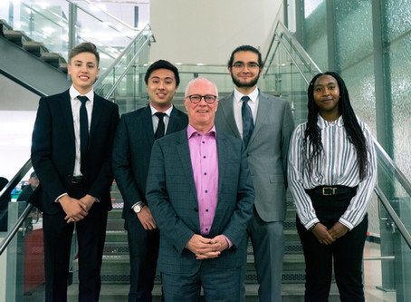 Student Spotlight - Dean's Comp 2019 Winners