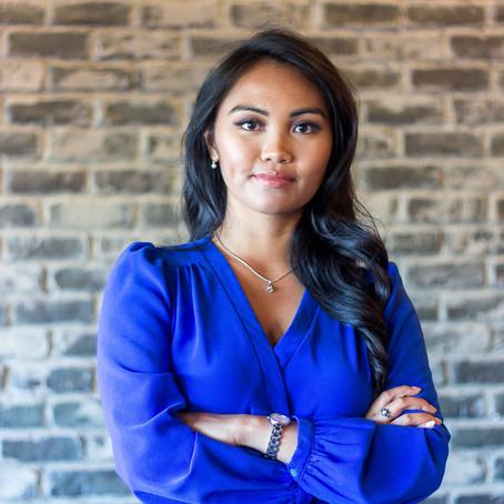 Student Spotlight — Martina Elegino