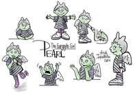 Pearl The Gargoyle Girl