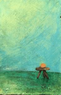 An orange for Eileen Gray