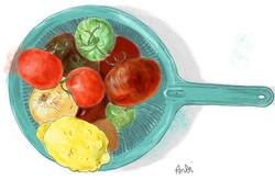 Recette Tomates