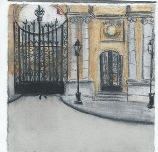 Paris, Élysee St Honoré