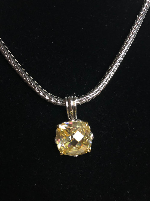 Designer CANARYCubic Zircondetachable pendant