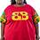 Thumbnail: Bold & Beautiful African Print T-Shirt