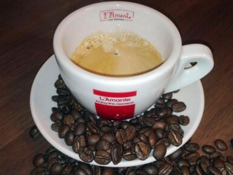 Kaffee von L'Amante