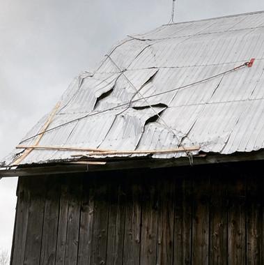 Temporary Wind Repair Hold