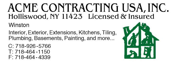 Acme Contracting USA, Inc.