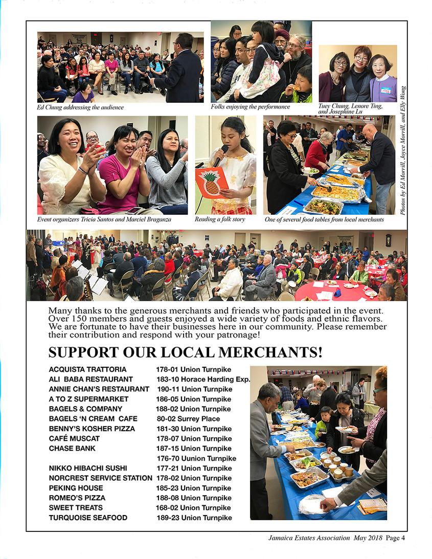 Filipino International Night insert pg.4