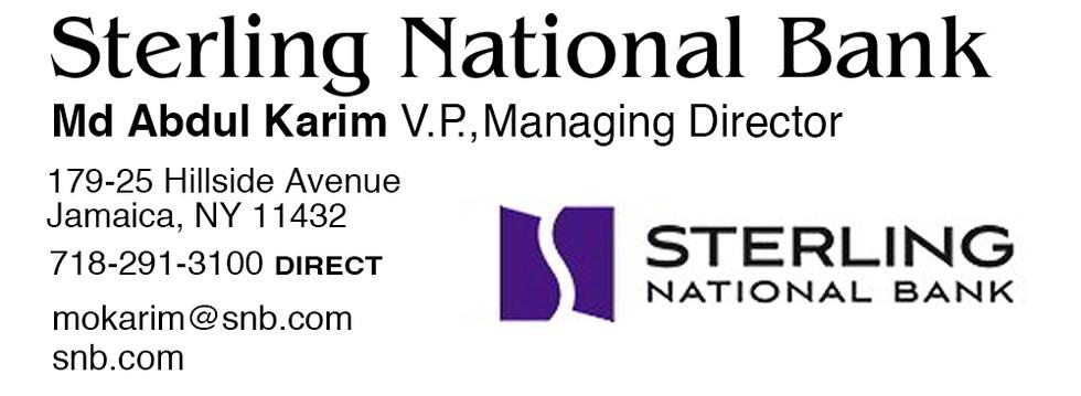 Sterling National Bank