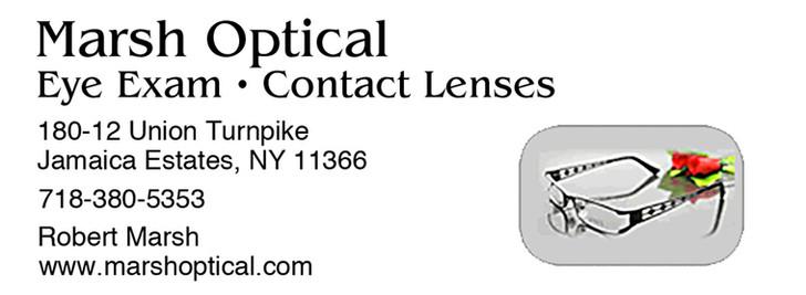 Marsh Optical
