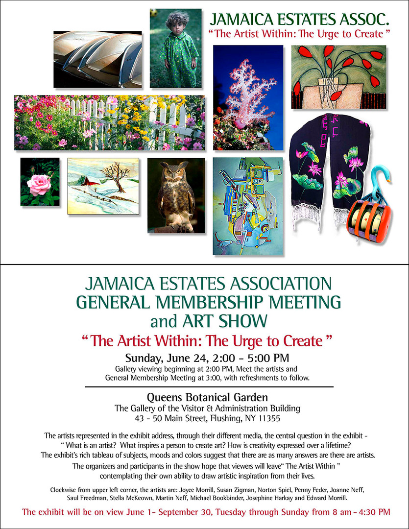 Jamaica Estates Assocation General Meeting