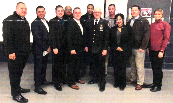107th Police Precinct Neighborhood Coordination Officers