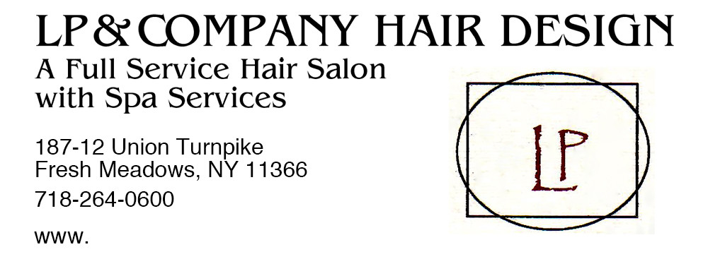 LP & Company Hair Design