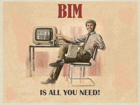 Introducción al mundo BIM: ¿Qué NO es BIM?