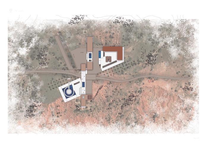 Localización observatorio Tatacoa