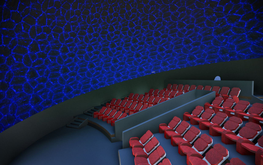 Interior planetario