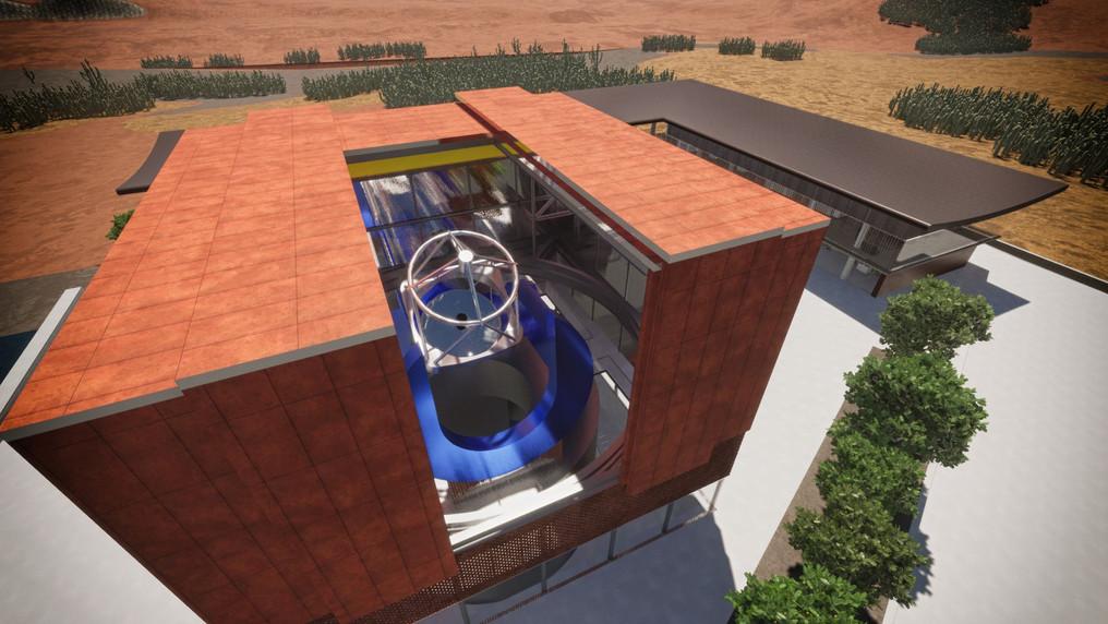 Observatorio astronómico desierto de la Tatacoa