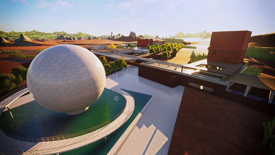 Planetario tatacoa