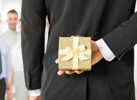 Review: Cadeautje van het werk