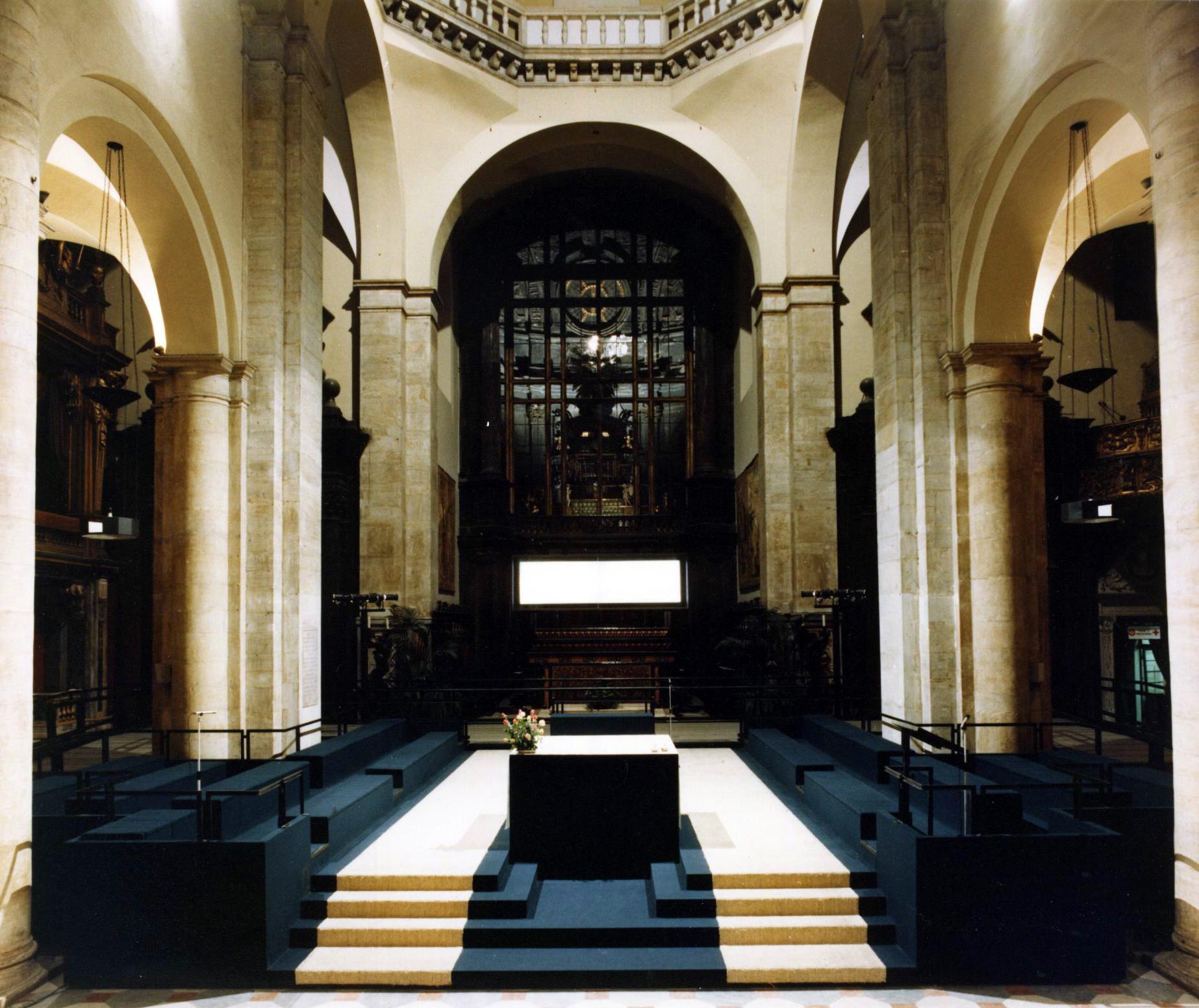 Duomo di Torino. Ostensione 1978