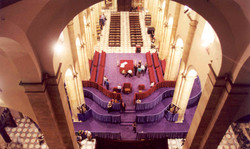 Duomo di Torino. Ostensione 2000