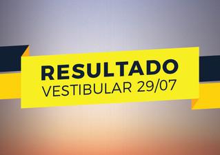Vestibular FASB 29/07: resultado liberado!