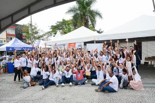 FASB realiza Dia da Responsabilidade Social na Praça da Bíblia