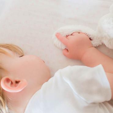 Girl sleeping. Baby Milestone Photography Natalie Avery Photography North London