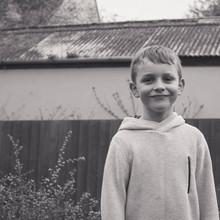Children's Photographer Boy Portrait