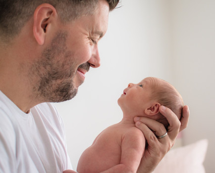 Newborn Photoshoots in your home