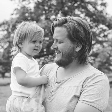 Forest Family Photoshoot Hertfordshire Natalie Avery Photography