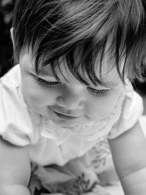 Baby Milestone Natalie Avery Family Phot