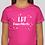 Thumbnail: Youth Girls T-Shirt
