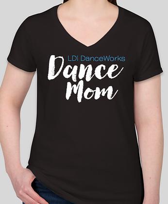Dance Mom V-Neck T-Shirt