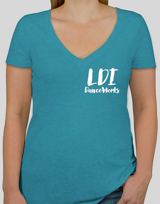 Juniors V-Neck T-Shirt